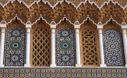 Royal palace in Fez, Morocco Royalty Free Stock Photography