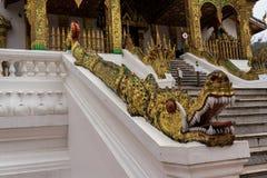 Royal Palace Haw Kham w Luang Prabang, Laos, Azja obrazy stock