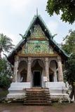 Royal Palace Haw Kham w Luang Prabang, Laos, Azja zdjęcie stock