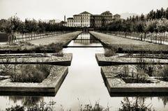 Royal Palace - HDR Royalty Free Stock Photography