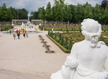 Royal palace Het Loo in the Netherlands Stock Photography