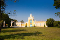Royal Palace i Phnom Penh Arkivbild