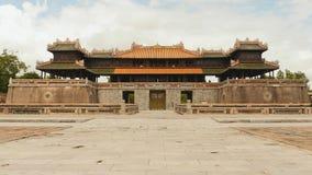 Royal Palace impérial de dynastie de Nguyen en Hue, Vietnam images stock