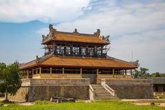 Royal Palace imperiale nella tonalità, Vietnam immagini stock libere da diritti
