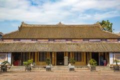 Royal Palace imperiale nella tonalità, Vietnam immagini stock