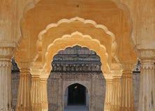 Royal Palace in Jaipur Royalty Free Stock Photos