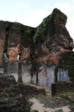 Royal Palace of King Parakramabahu in the world heritage city Polonnaruwa. Stock Photography
