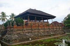 Royal palace, Klungkung, Bali, Indonesia Stock Image