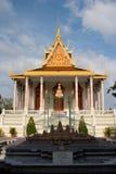 Royal Palace-Komplex, Phnom Penh Lizenzfreie Stockfotos