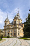 Royal Palace , La granja de san ildefonso Royalty Free Stock Photography