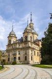 Royal Palace , La granja de san ildefonso. Segovia Spain Royalty Free Stock Photography