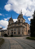 Royal Palace La Granja de San Ildefonso, Spain Royalty Free Stock Image