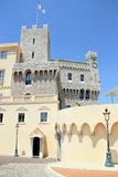 Royal Palace (Mônaco Ville) Fotografia de Stock