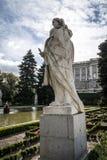 Royal Palace Madrid Photographie stock libre de droits