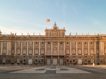Royal Palace, Madrid Image stock