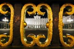 Royal Palace, Madrid, España fotos de archivo libres de regalías