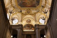 Royal palace, Madrid Stock Photos