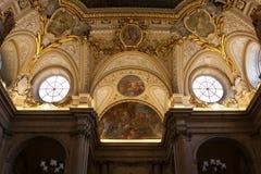 Royal palace, Madrid Royalty Free Stock Images