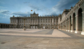Royal Palace, Madrid, Spain, Stock Images