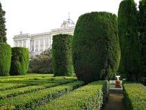 Royal Palace. Of Madrid Spain. Beautiful. Palace. Royalty Royalty Free Stock Photos