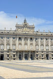 Royal Palace of Madrid, Spain Stock Photo
