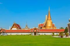 Royal Palace magnífico, Bangkok, Tailandia Fotos de archivo
