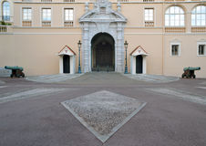 Royal palace of Monaco Stock Photos