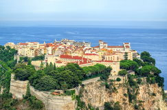 Royal palace in Monaco Stock Photography
