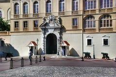 The Royal Palace of Monaco Stock Photo