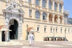 Royal Palace (Monaco Ville) Royalty Free Stock Image