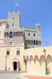 Royal Palace (Monaco Ville) Stock Photo