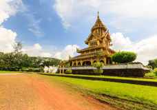 Royal palace, Myanmar Royalty Free Stock Photography