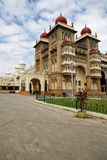 Royal Palace in Mysore. Indien. Stockfoto