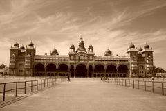 Royal Palace At Mysore-XXI Stock Images