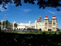 Royal Palace At Mysore-XXXXXIII Stock Image