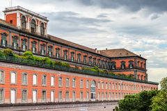 The Royal Palace of Naples Royalty Free Stock Photo
