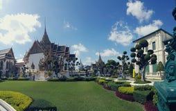 Royal Palace national, Bangkok, Thaïlande Image libre de droits
