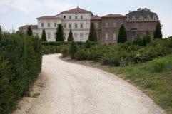 Royal Palace near Turin Royalty Free Stock Photography