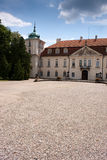 Royal palace in nieborow. In poland Royalty Free Stock Photography