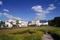 Royal Palace oder Istana Arau lizenzfreie stockfotos