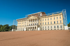 Royal Palace Oslo Royalty Free Stock Image