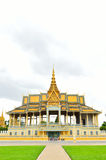 The Royal Palace Park, Phnom Penh, Cambodia Royalty Free Stock Photo