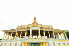 The Royal Palace Park, Phnom Penh, Cambodia Stock Photography
