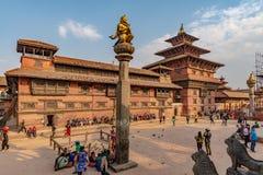 Royal Palace Patan obraz stock