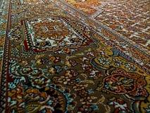 Royal Palace Persian Carpet pattern, Persian carpet with an Intricate design. Persian carpet, famous traditional persian carpets and rugs, Royal Palace Persian royalty free stock photos