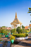 Royal Palace in Phnom Penh Immagine Stock