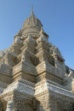 Royal Palace, Phnom Penh Fotografia Stock Libera da Diritti