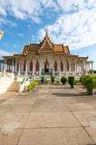 Royal Palace Phnom Penh, Cambodia Royalty Free Stock Photos