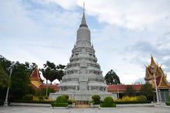 Royal palace in Phnom Penh, Cambodia Stock Photo