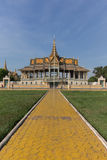 Royal Palace in Phnom Penh, Cambodia Stock Photo